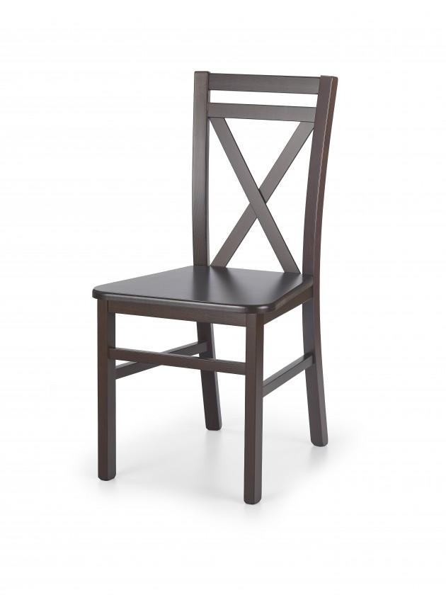 Jídelní židle Dariusz 2 - Jídelní židle (tmavý ořech)