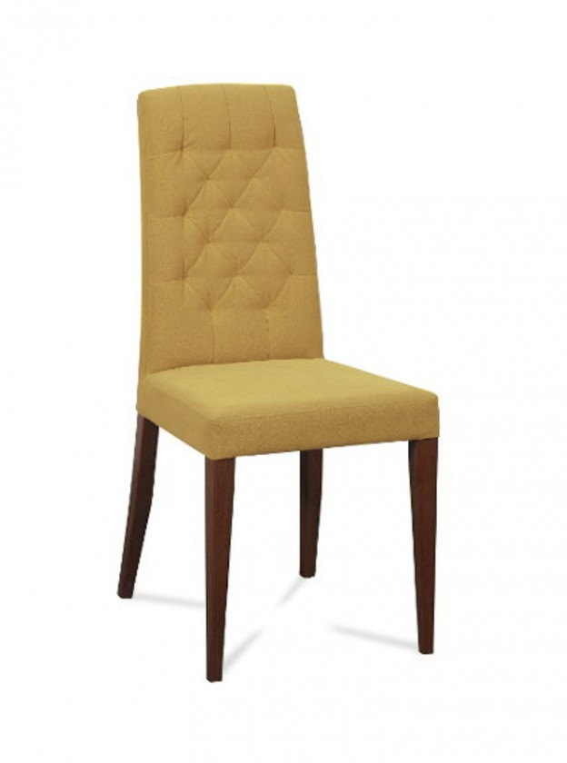 Jídelní židle Dariva (jasan/látka antara světle hnědá)