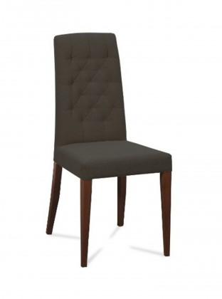 Jídelní židle Dariva (jasan/látka navara šedá)