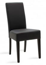 Jídelní židle Dasha wenge, šedá