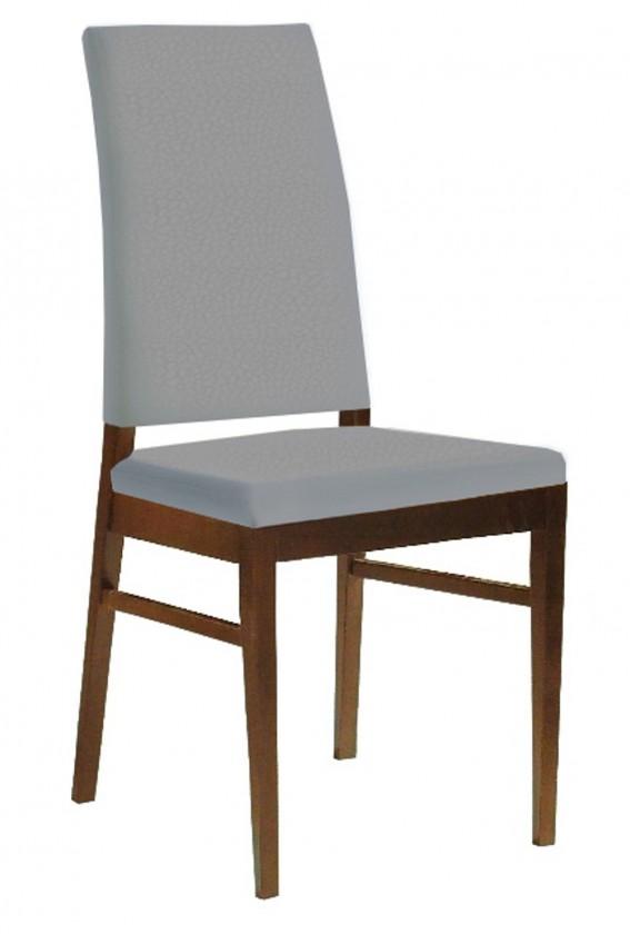 Jídelní židle Genosa  (jasan/carabu šedá)