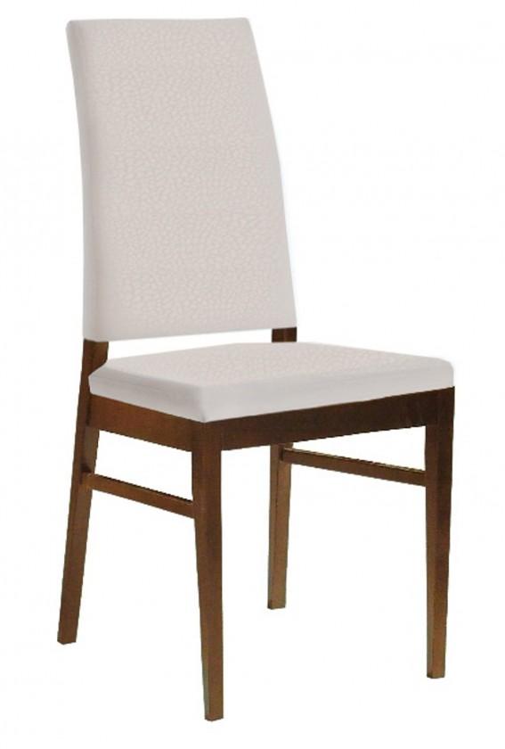 Jídelní židle Genosa  (jasan/carabu světle šedá)