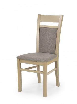 Jídelní židle Gerard 2 - Jídelní židle (světle hnědá, dub sonoma)