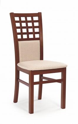 Jídelní židle Gerard 3 - Jídelní židle (světle hnědá, třešeň)