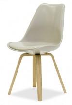 Jídelní židle Gina Ella béžová