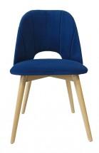 Jídelní židle Grede (dub sonoma, modrá)