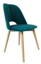 Jídelní židle Grede (dub sonoma, petrol)
