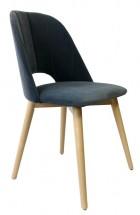 Jídelní židle Grede (dub sonoma, šedá)