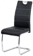 Jídelní židle Groto černá