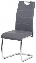Jídelní židle Groto šedá