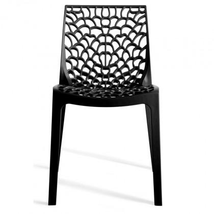 Jídelní židle Gruvyer(antracite)
