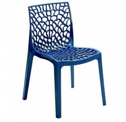 Jídelní židle Gruvyer(blu)