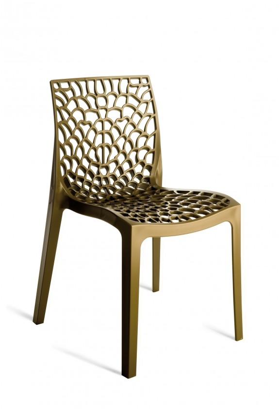 Jídelní židle Gruvyer(teak)