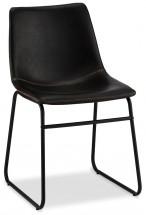 Jídelní židle Guaro černá
