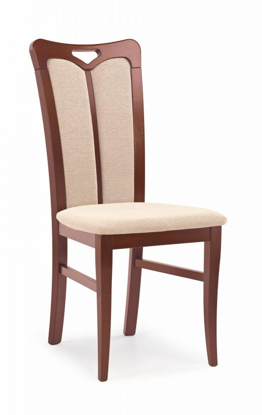Jídelní židle Hubert 2 - Jídelní židle (světle hnědá, třešeň)