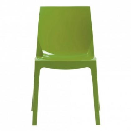 Jídelní židle Ice(verde)