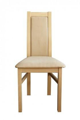 Jídelní židle Jídelní židle Agáta sonoma, krémová