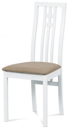 Jídelní židle Jídelní židle Alora béžová, bílá