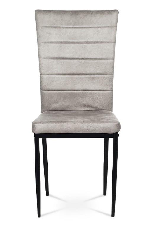 Jídelní židle Jídelní židle Borge lanýžová/černá