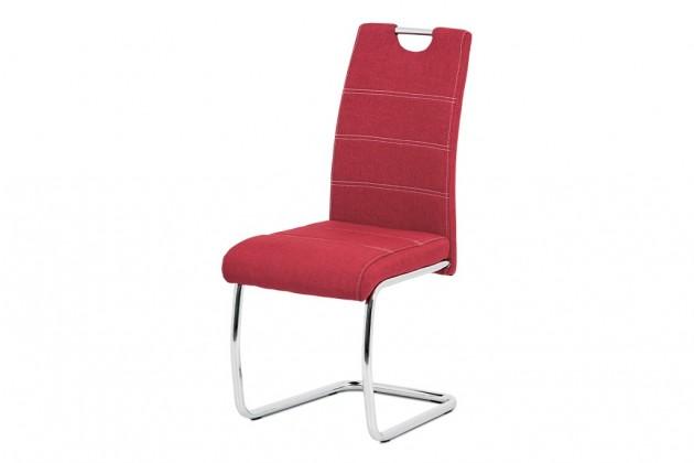 Jídelní židle Jídelní židle Grove červená