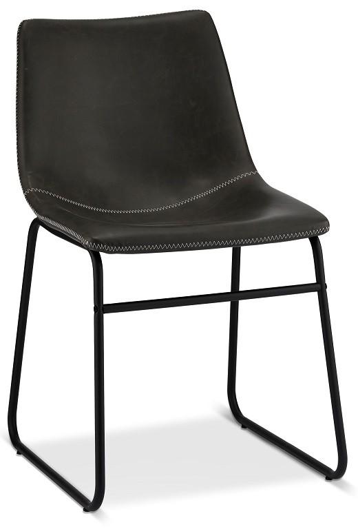 Jídelní židle Jídelní židle Guaro šedá, černá