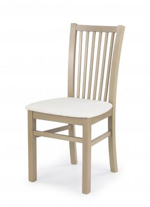 Jídelní židle Jídelní židle Jacek bílá, dub sonoma
