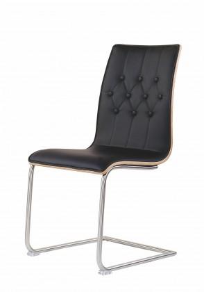 Jídelní židle Jídelní židle K190 černá