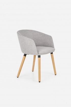 Jídelní židle Jídelní židle K266 šedá