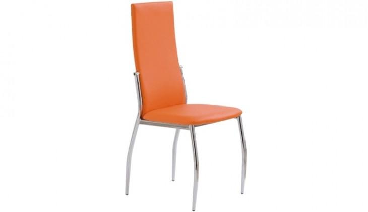 Jídelní židle Jídelní židle K3 oranžová