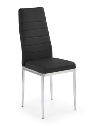 Jídelní židle Jídelní židle K70C černá