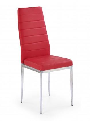 Jídelní židle Jídelní židle K70C červená