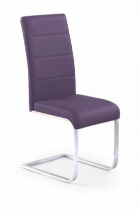 Jídelní židle Jídelní židle K85 (fialová)