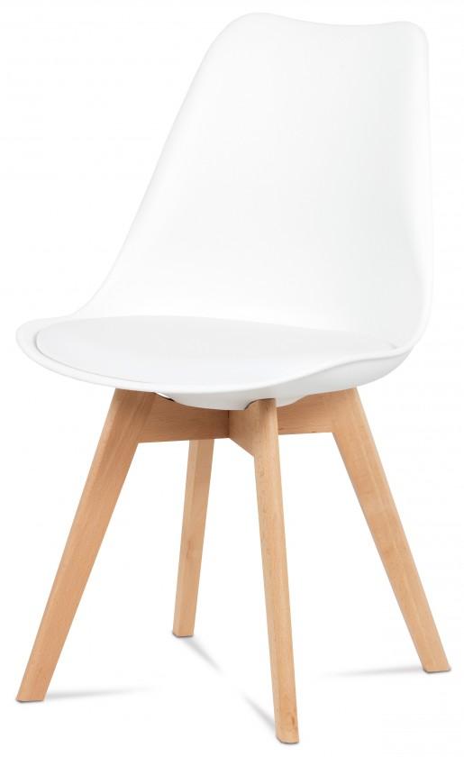 Jídelní židle Jídelní židle Lina bílá