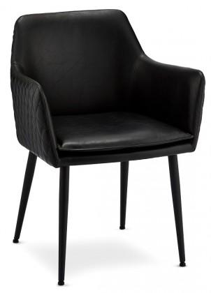 Jídelní židle Jídelní židle Monda černá