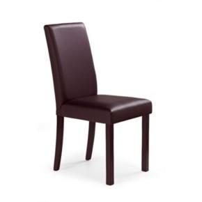 Jídelní židle jídelní židle nikko hnědá