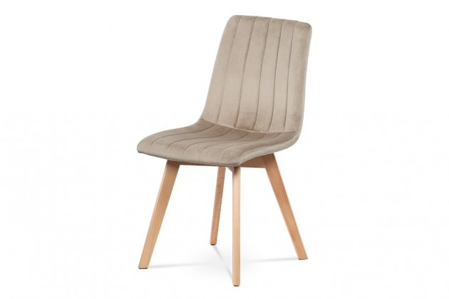 Jídelní židle Jídelní židle Raha krémová/buk