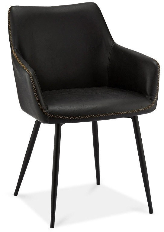 Jídelní židle Jídelní židle Zalea černá