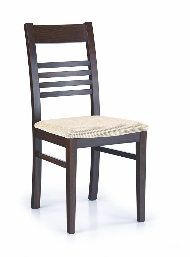Jídelní židle Juliusz  (béžová torent beige, wenge)