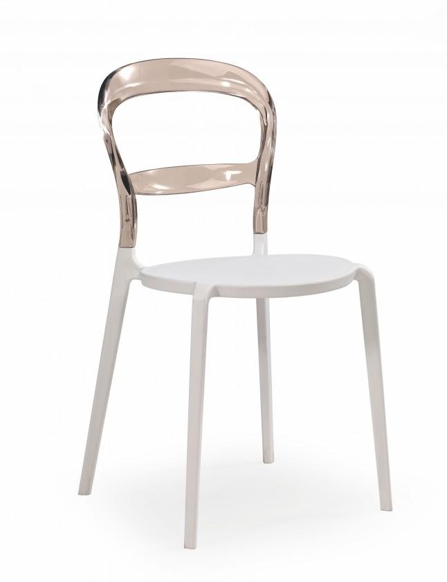 Jídelní židle K100 (šedá)