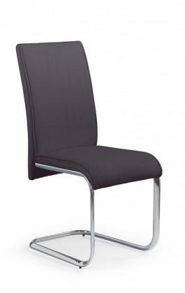 Jídelní židle K107 (černá)