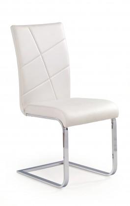 Jídelní židle K108 (bílá)