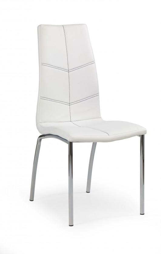 Jídelní židle K114 (bílá)
