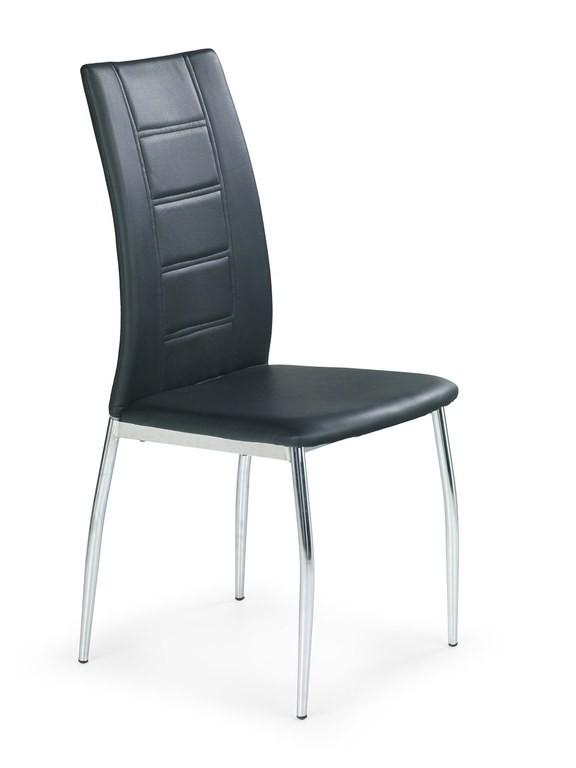 Jídelní židle K134 (černá)