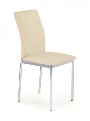 Jídelní židle K137 (béžová)