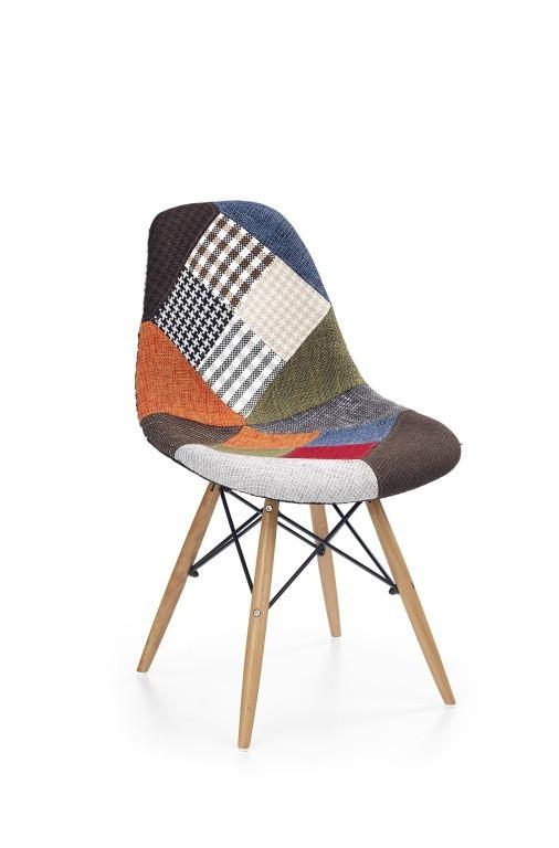 Jídelní židle K153  (masiv,látka)