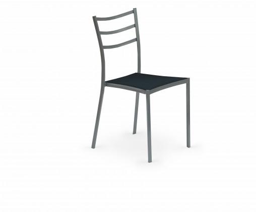 Jídelní židle K159  (černá, šedá)