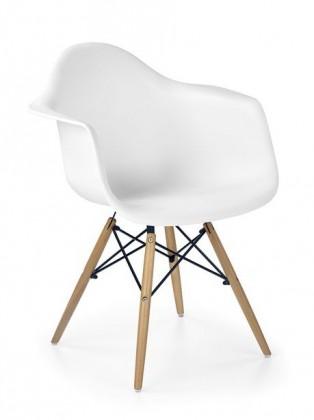 Jídelní židle K162 (bílá)