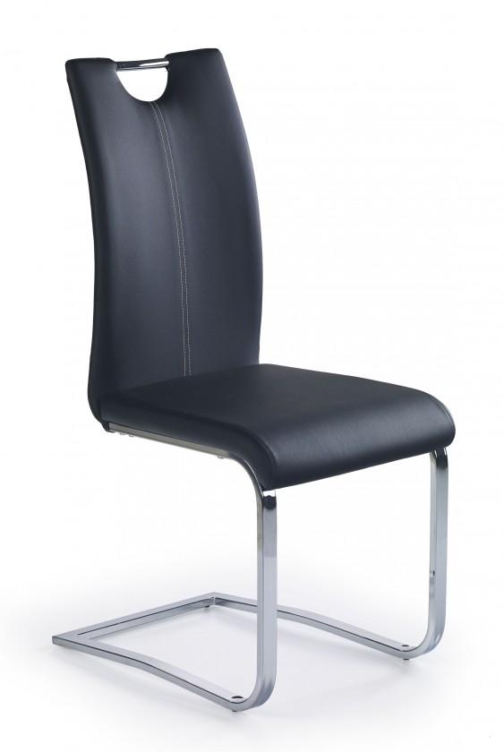 Jídelní židle K174 (černá)