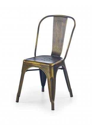Jídelní židle K203 - Jídelní židle (měděná)