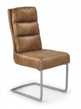 Jídelní židle K207 hnědá